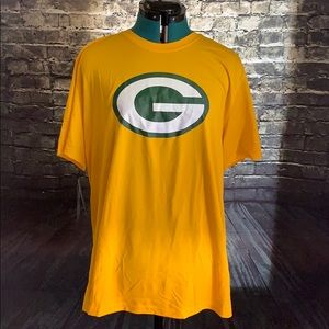 Men's NFL Nike Greenbay Packers dri-fit T-shirt.